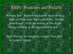 ebps promises and pitfalls3