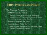 ebps promises and pitfalls8