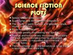 science fiction plots