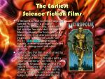 the earliest science fiction films2