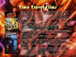 time travel films