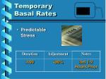 temporary basal rates3