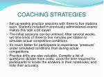 coaching strategies1