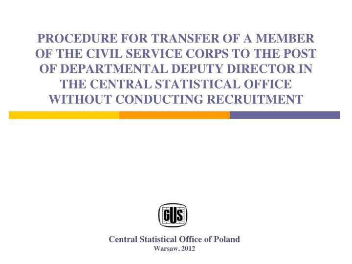 central statistical office of poland warsaw 2012 n.