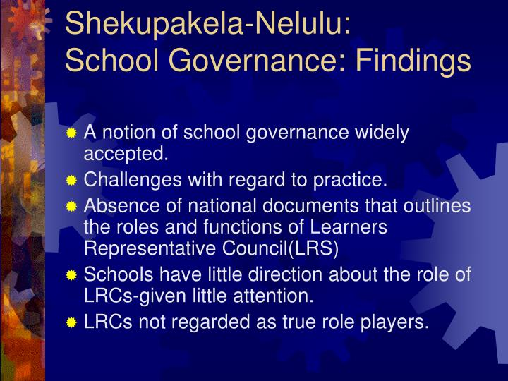 Shekupakela-Nelulu: