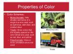 properties of color3