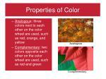 properties of color4