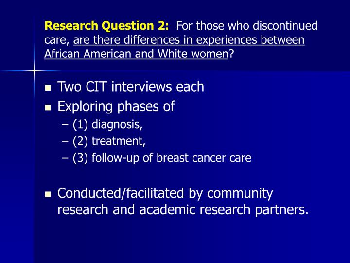 Research Question 2: