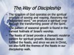 the way of discipleship