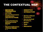 the contextual map