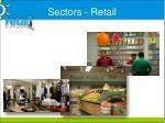 sectors retail