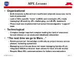 mpl lessons