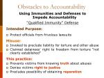 obstacles to accountability5