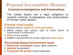 proposed accountability measures1