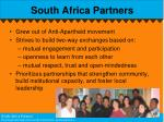 south africa partners