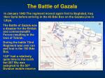 the battle of gazala