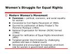 women s struggle for equal rights1