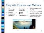 shaywitz fletcher and mcgrew