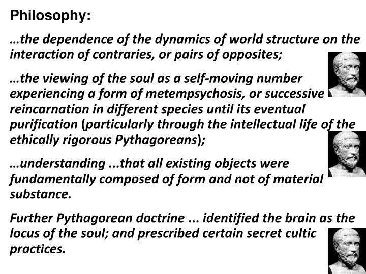 Philosophy: