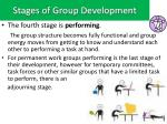 stages of group development3
