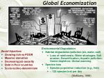 global economization