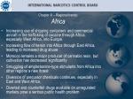 chapter iii regional trends africa