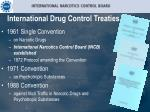 international drug control treaties1
