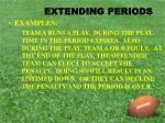 extending periods1