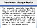 attachment disorganization2