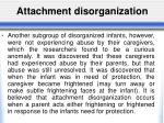 attachment disorganization3