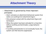 attachment theory1