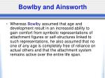 bowlby and ainsworth3