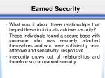 earned security2