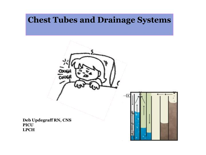 Ppt chest tubes and drainage systems powerpoint for House drainage system ppt