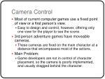 camera control2