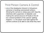 third person camera control2
