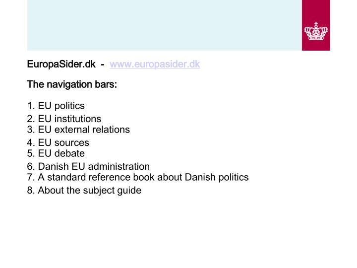 Europasider dk www europasider dk