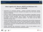 value logistics ltd v basson nbcrfi and mcewann n o case no c1025 091