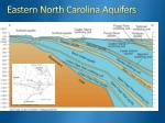 eastern north carolina aquifers