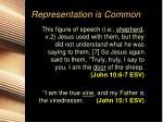 representation is common2