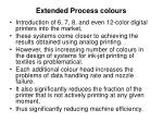 extended process colours1