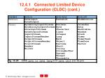 12 4 1 connected limited device configuration cldc cont