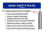 basic safety rules6