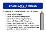 basic safety rules8