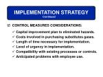 implementation strategy8