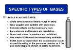 specific types of gases4