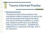 trauma informed practice9
