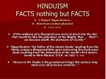 hinduism facts nothing but facts1