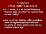 hinduism facts nothing but facts12
