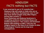 hinduism facts nothing but facts17
